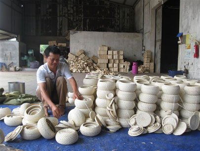 Handicraft exports to EU limited due to poor designs